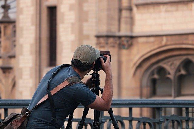 fotograf u kostela