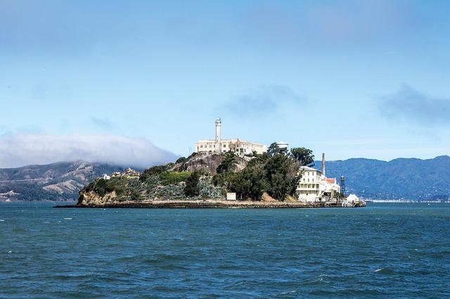 Alcatraz, děsivé vězení